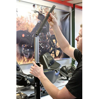 PROGRESSIVE SUSPENSION DROP IN Tieferlegung Federn für Harley V-Rod 09-17