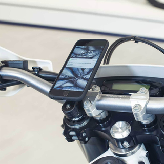 SP CONNECT Handy Smartphone Navigations Halter IPhone 6/6s/7/8 für Harley